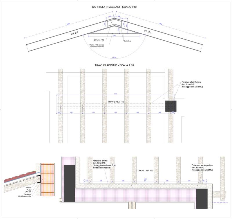 Demolizione e ricostruzione di un edificio con ...